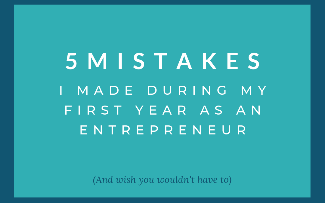 5 mistakes for you to avoid