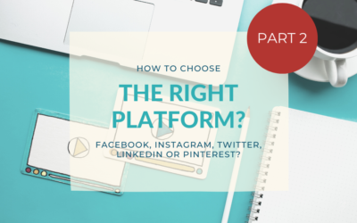 How to choose your social media channels?