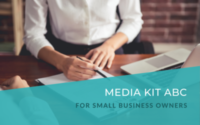 Media Kit ABC for Small Business Owners