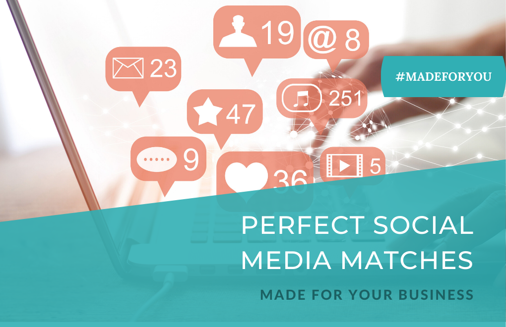 Five matches made in heaven – for your Social Media