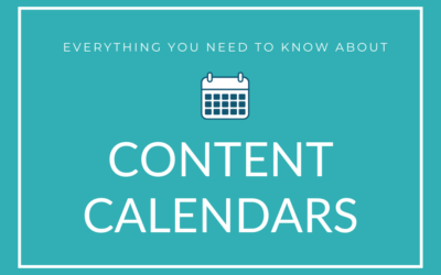 Content Calendar – Everything You Need to Know (And More)