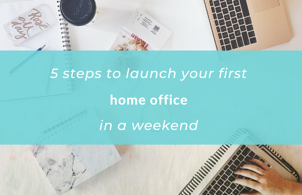 Start a Home-Based Business in a Weekend with These Actionable Tips