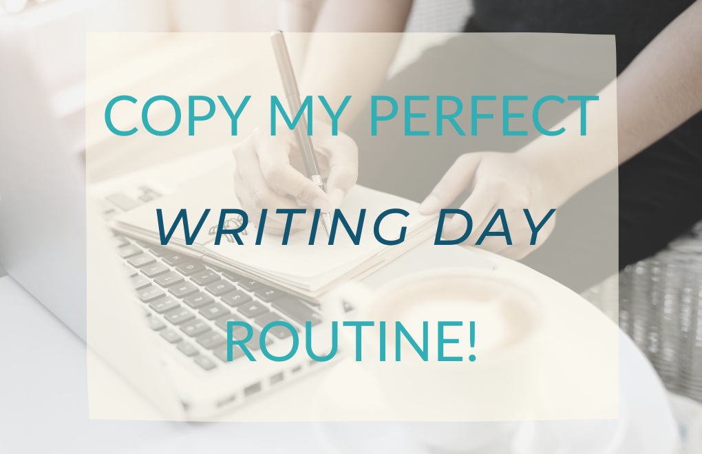Why I have a writing day – and why you should have one, too!