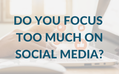 The Sign That Your Marketing Relies Too Heavily on Social Media (And How to Fix That)